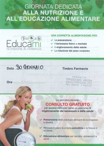 EDUCAMI IN FARMACIA